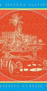 Cavallino Classic 25th Anniversary Silk Scarf