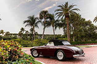 Export Cabriolet Steals the Show at the 26th Cavallino Classic