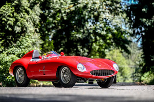 Ferrari 500 Mondial by Gooding at Pebble Beach