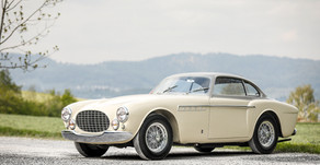 212 Inter Vignale Coupe Offered by Gooding Monterey