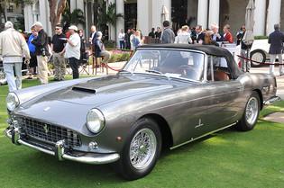A Quiet Cabriolet Receives Recognition at Cavallino 26