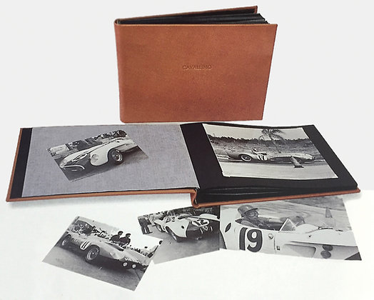 Cavallino Photo Scrapbook by Schedoni