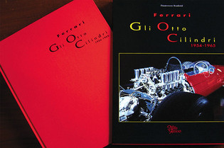 New Ferrari 8-Cylinder Book Appears: A Review