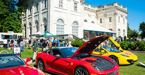 Audrain Auto Museum Hosts Concours Week in Newport, RI