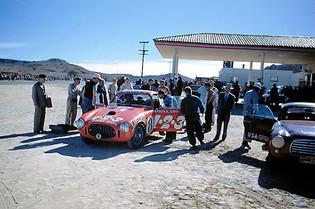 A Mexican Pit Stop: The 1952 Ferrari 250 Sport