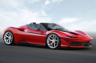 World Premiere of the Ferrari J50: Only 10 to be Built