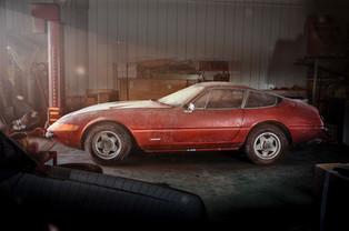 Unknown Daytona at Ferrari/RM Sotheby's Auction