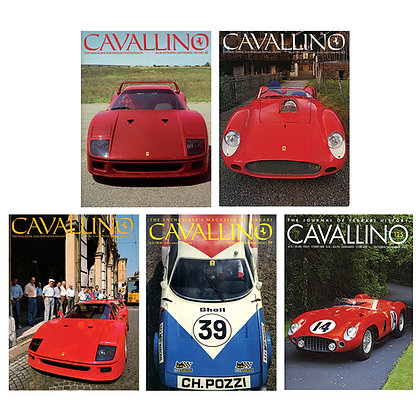 F40 Major Articles: Back Issues Special Bundle