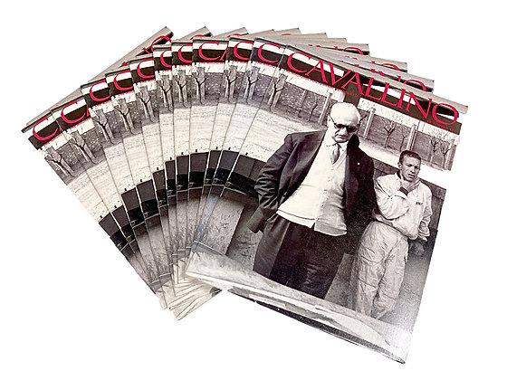Cavallino Issue #12 (Jul/Aug 1980) - Original, Perfect Condition
