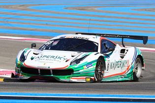 GT Ferraris Do Well at GT Open at Paul Ricard