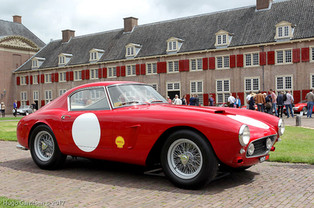 Palace Het Loo Concours Continues to Grow