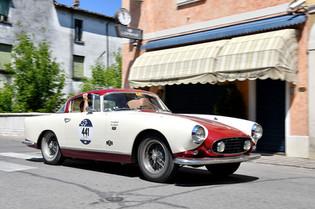 1956 Ferrari Boano Does Mille Miglia and Tells All