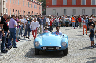 Ferrari 70th Anniversary Event in Maranello: Part One