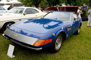 Ferraris Delight at the 22nd Greenwich Concours