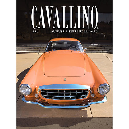 Gift Subscription to Cavallino: New Subscriber