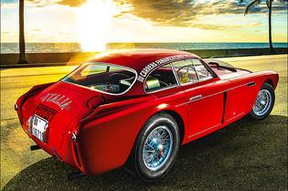 Order the 2021 Rosso Corsa (Ferrari Myth) Calendar by Gunther Raupp