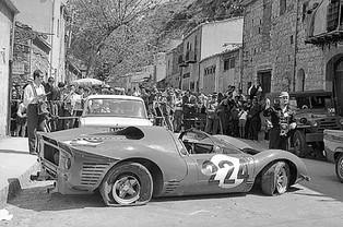The Bite of the Countryside: The Targa Florio, 1967