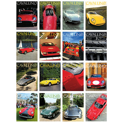 275 GTB Major Articles: Back Issues Special Bundle