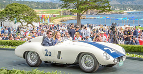 Ferrari Winners at the 2019 Pebble Beach Concours d'Elegance