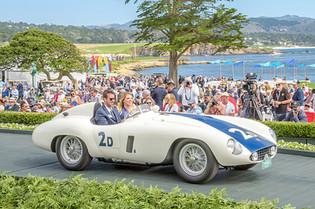 Ferrari Winners at the 2019 Pebble Beach Concours d'Elegance