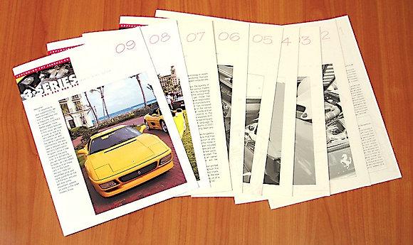 Otto Newsletter: Exploring the Ferrari 3-Series
