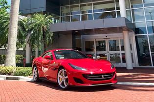 Ferrari Portofino Makes its North American Debut