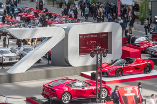 The 26th Tour Auto Optic 2017 Begins in Paris