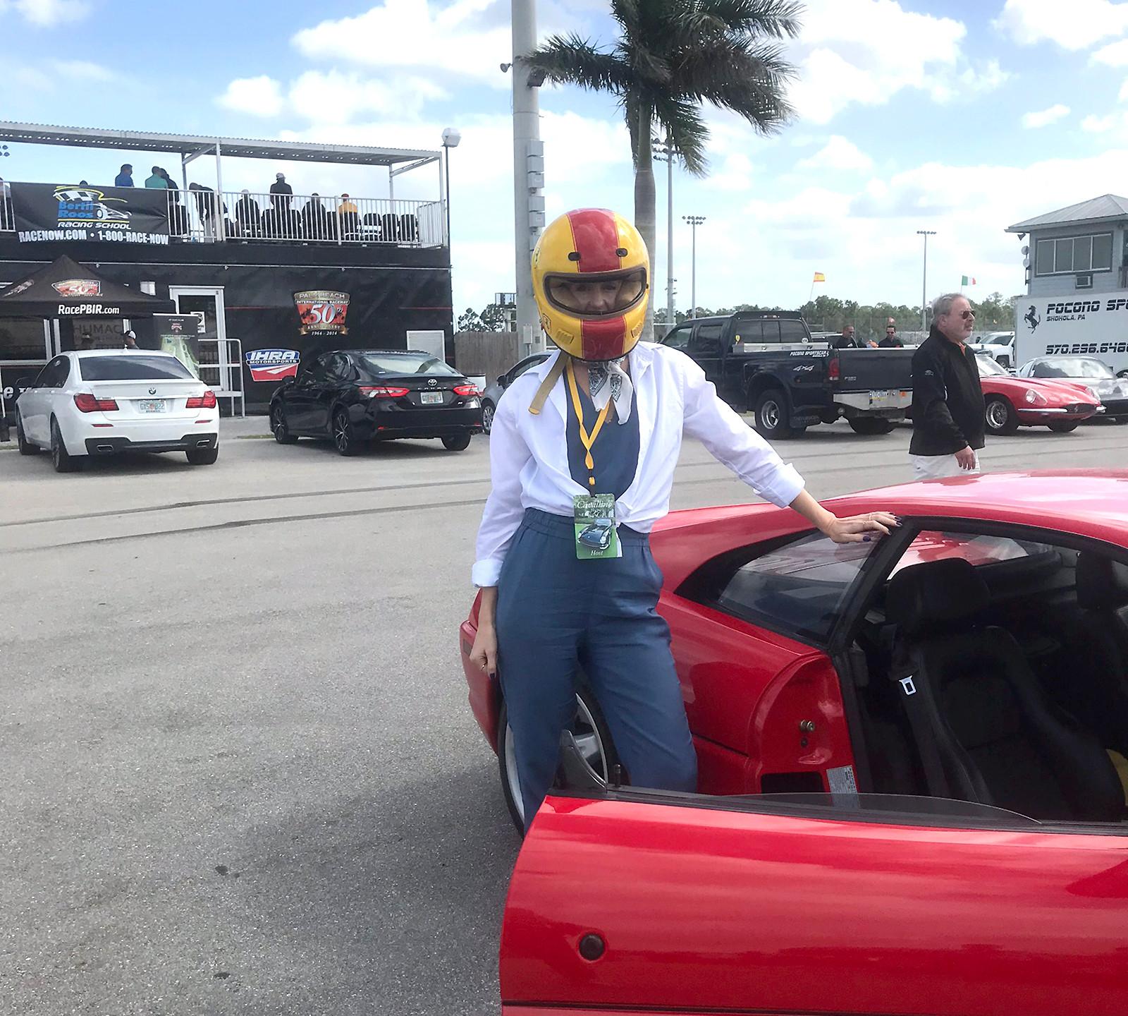 Ferraris on Track