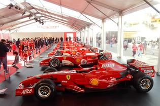 Ferrari Finali Mondiali Excites at Mugello Circuit
