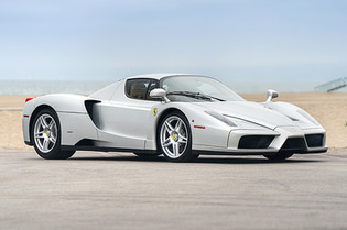 Original Owner 2003 Ferrari Enzo Offered at Gooding Geared Online Auction