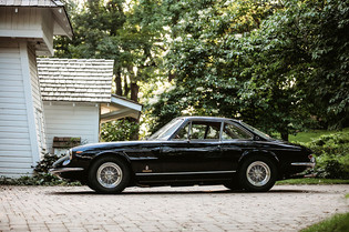 Ferrari 330 GTC Offered by RM Sotheby's Monterey