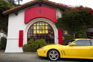 Casa Ferrari in Carmel, CA: A Pop-Up Italian Village