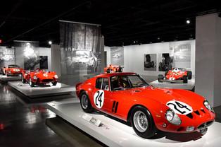 Petersen Museum Hosts 70 Years of Ferrari Exhibit