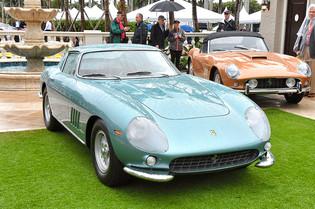 Rare Battista Pininfarina Prototype at Cavallino Classic