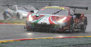 Endurance Takes on New Meaning at 6 Hours of Spa