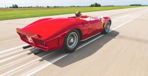 1962 Ferrari 196 SP by Fantuzzi at RM Monterey