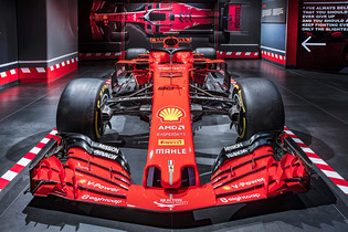 Scuderia's 90th Anniversary at Ferrari Museum
