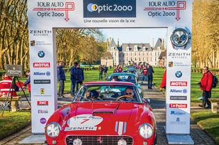 The 26th Tour Auto Optic 2000 Plans Its Menu