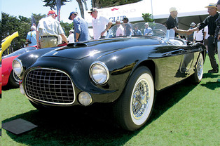 Vintage Ferrari Concours Judging Returns to Monterey