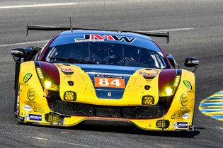 Ferrari GTs Sweep GTE-AM Class at Le Mans