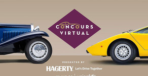 Concours Virtual in Aid of UNICEF, Presented by Hagerty