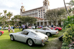 250 GT SWB to be Honored at the Cavallino Classic