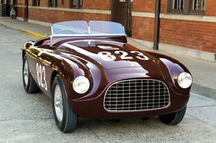 "A Ferrari 212 Export Goes Hollywood: The ""Burano"""