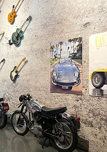 Cavallino Cover Art Banners