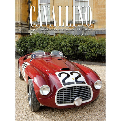 Subscription to Cavallino: New Subscriber
