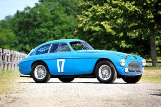 1950 Ferrari 166 MM/195 S Berlinetta LM from Gooding