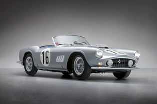 Competizione California Ferrari Heads to Auction