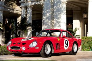 Rare Ferrari 330 LM in the June 1 Cavallino, Issue 219