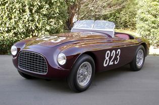 1951 Ferrari 212 Export Restored & Rewarded