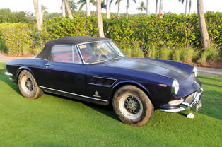 Barn Find 275 is Unveiled at the Cavallino Classic